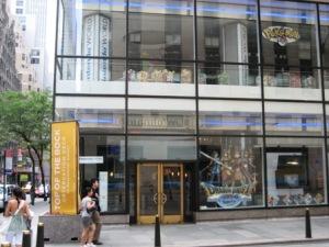 החנות העולמית של נינטנדו בניו-יורק