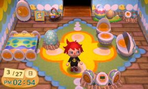 Animal Crossing Easter